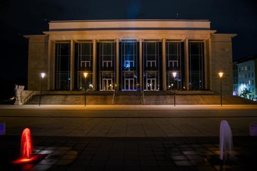 The National Theatre Brno – Janáček Theatre (NdB: Janáčkovo divadlo)