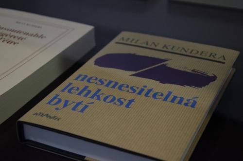 Kundera Exhibition Brno - Credit_MZK (3)