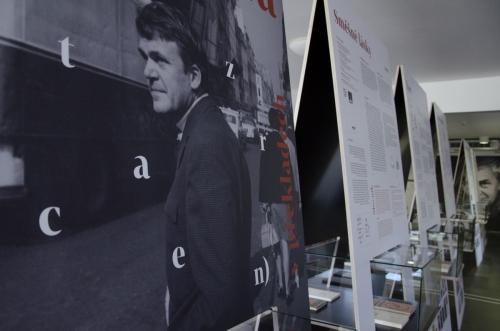Kundera Exhibition Brno - Credit_MZK (9)