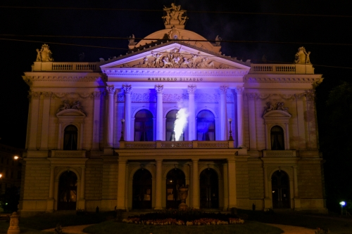 Mahen Theatre (Mahenovo divadlo)