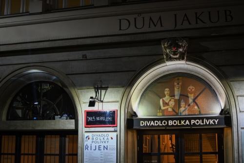 Bolek Polívka's Theater (Divadlo Bolka Polívky)