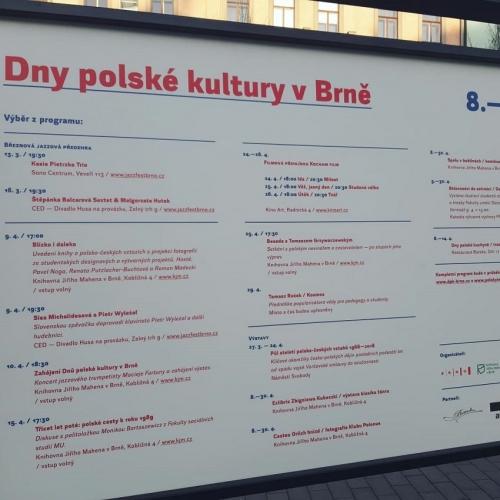 days of polish culture april 2019-Brno-credit-KK