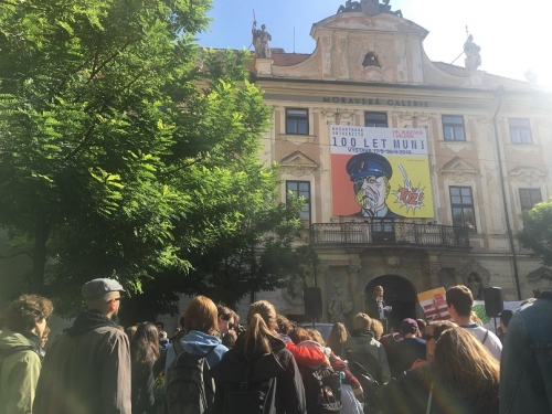 fridays for future in brno, sep 2019 1