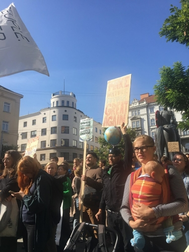 fridays for future in brno, sep 2019 4