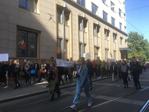 fridays for future in brno, sep 2019 8
