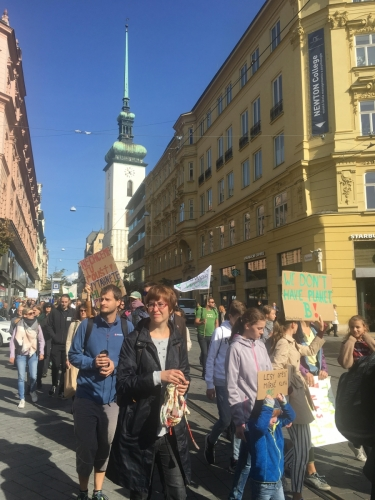 fridays for future in brno, sep 2019 9