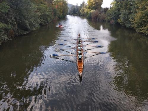 rowing race 1